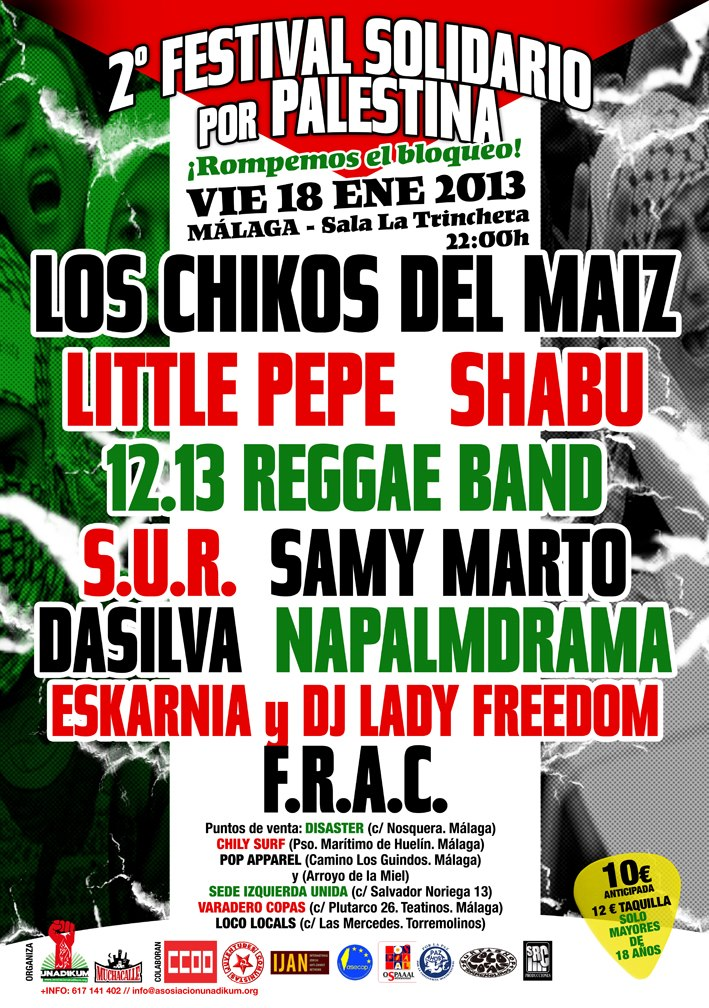 II Festival Palestina