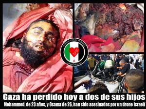 Mártires de Shati Camp