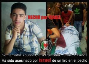 Hecho en Israel Yousef