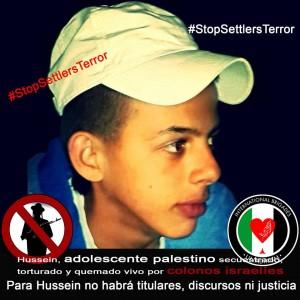 Niño Hussein cartel